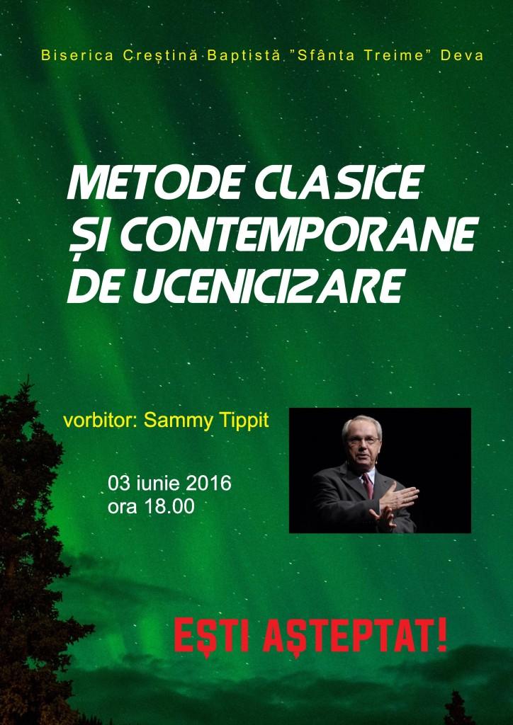 Deva: Seminar- Metode clasice și contemporane de ucenicizare