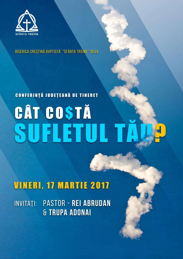 Invitaţie Conferinţa judeţeana de tineret