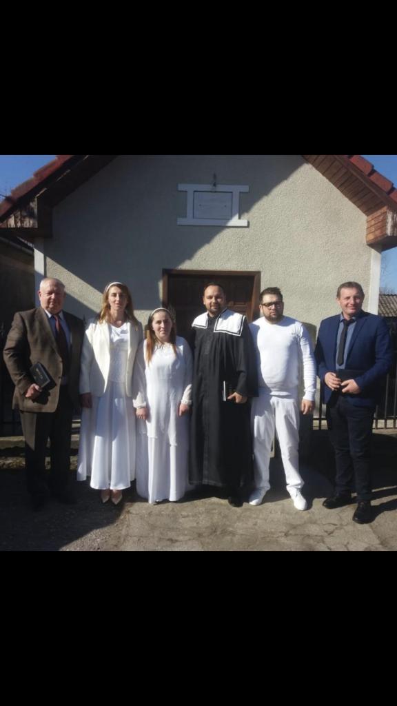 Botez Nou Testamental Ostrovul Mic